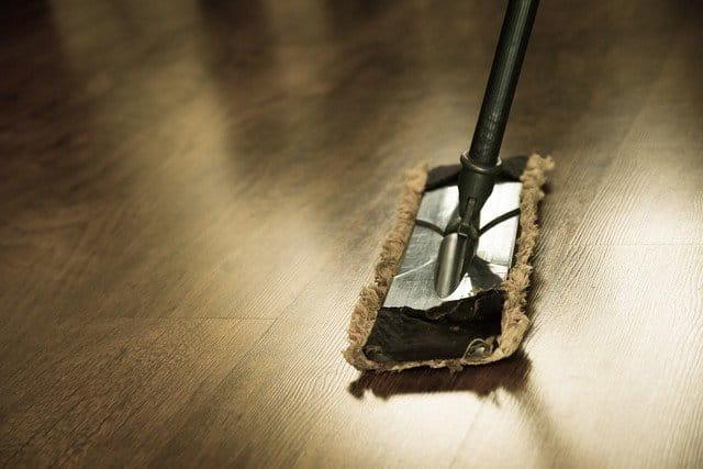 Nettoyage des sols avec ATP
